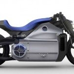 200HP Wattman Electric Motorcycle By Voxon