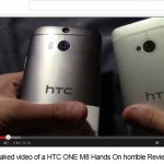 Another leak the new HTC one